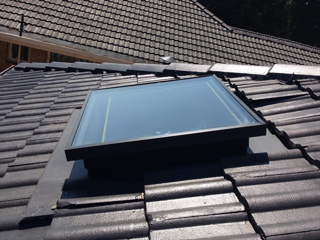 Double Glazed Skylights