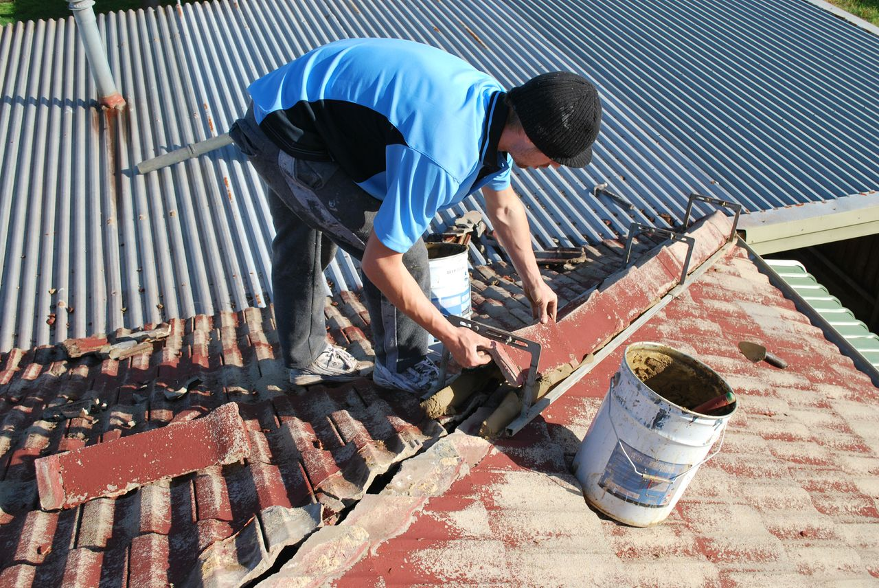 Roof Restorations Melbourne