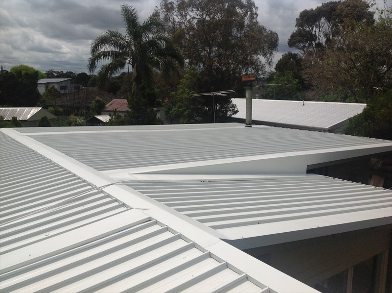 Colorbond Roofing Croydon