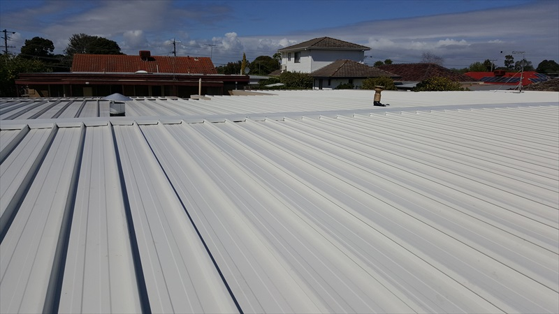 Flat Roofing Melbourne