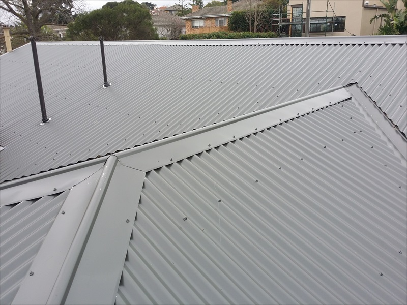 Colorbond Roofing Templestowe