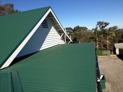 Colorbond Roofing Belgrave Rainshield Roofing
