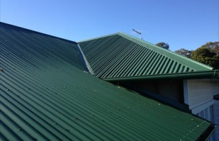 Colorbond Roofing Belgrave