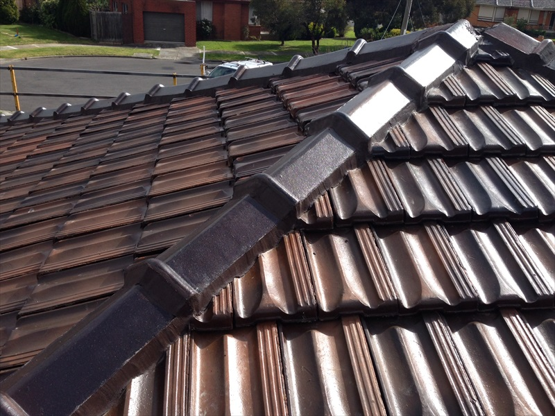 Terracotta Tile Roof Restoration Rainshield Roofing