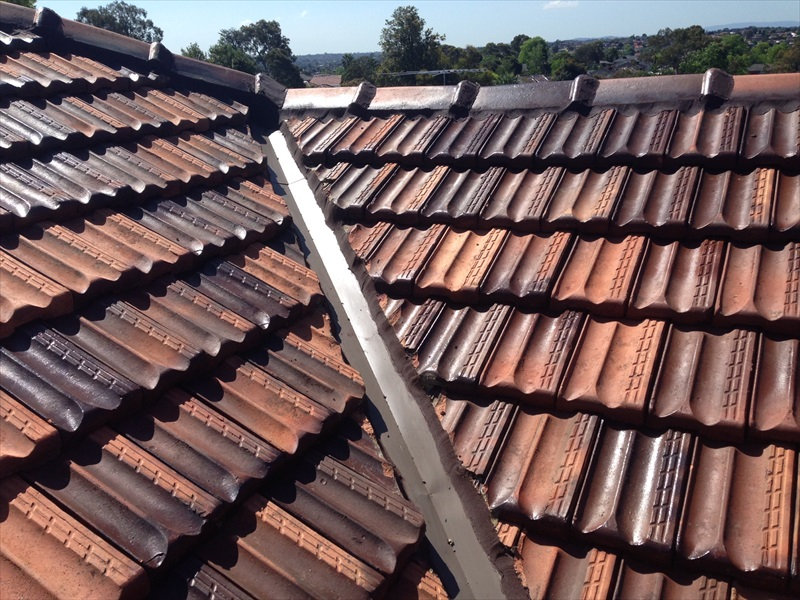 Terracotta Tile Roof Restoration