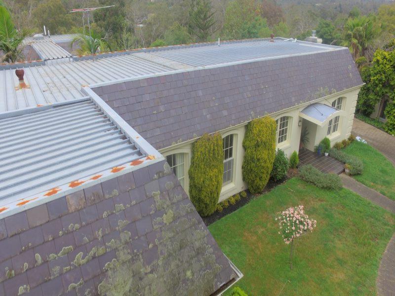 Colorbond Roof Restoration Doncaster East Rainshield Roofing