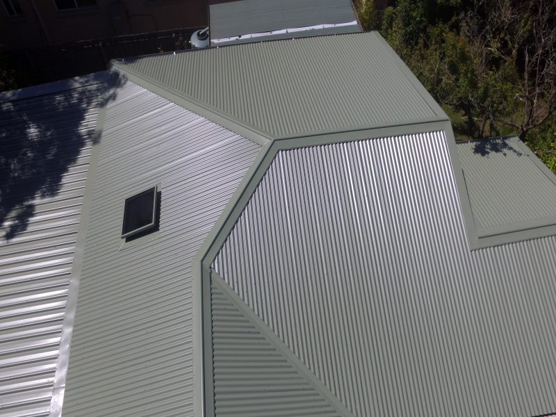 Colorbond Roofing The Basin