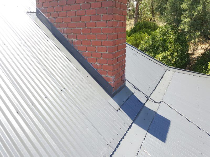 Colorbond Roof Restoration Mount Eliza Rainshield Roofing