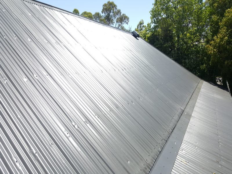 Colorbond Roof Restoration Mount Eliza