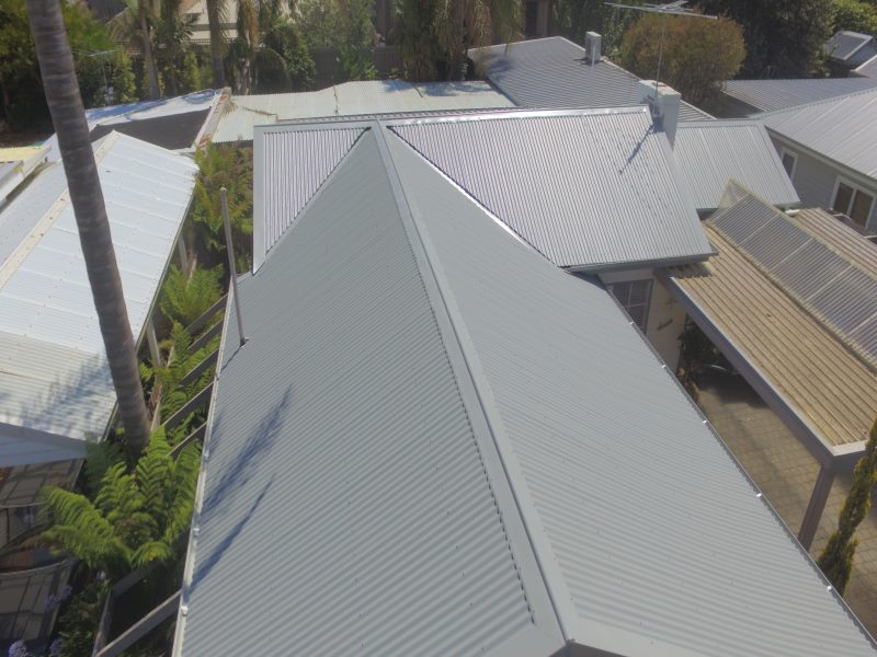 Colorbond Roofing Mentone