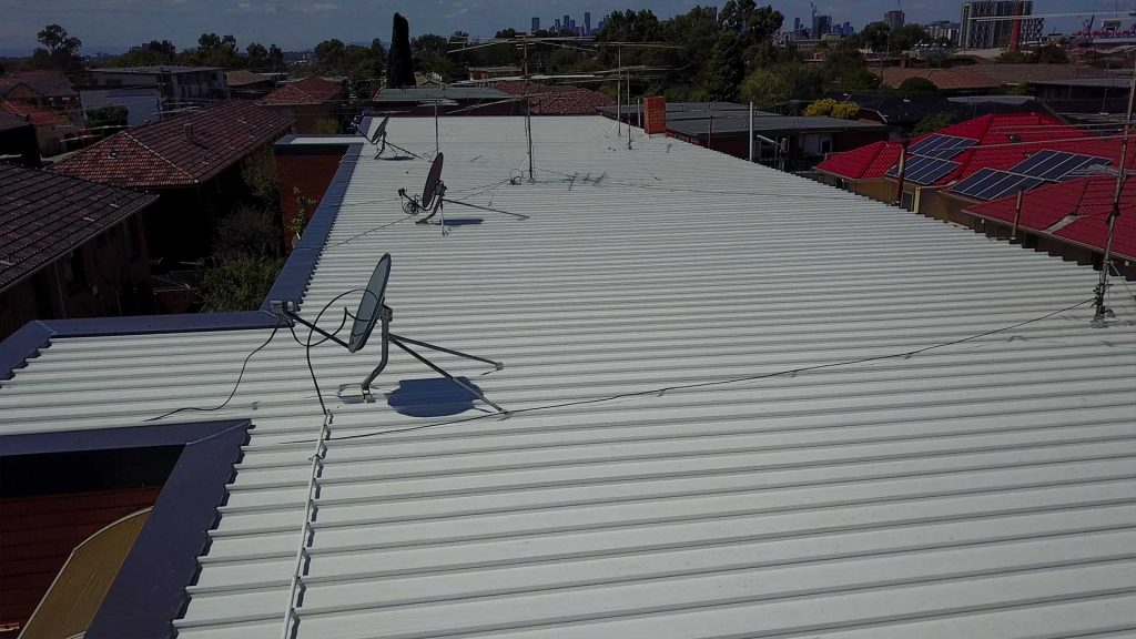 Colorbond Roofing Footscray